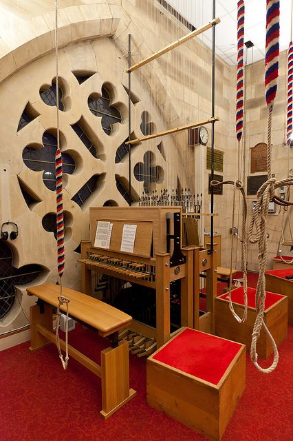 York Minster carillon