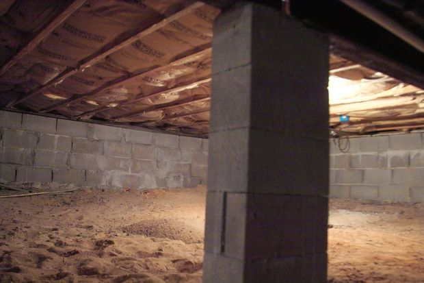 How to Build a Super Top Secret Bunker under Your House. The Prelude...