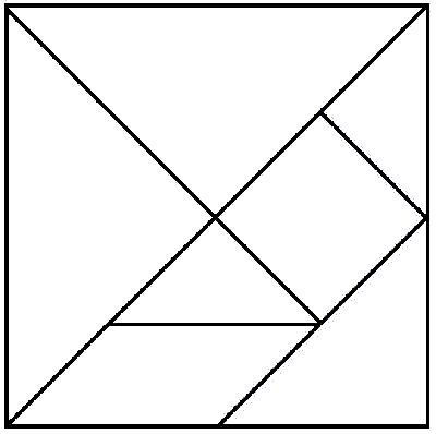 Stampa il tuo tangram!
