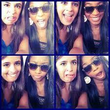 Camila y Normani