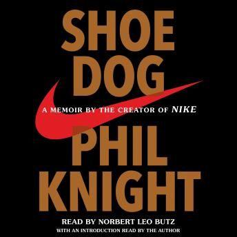 Shoe Dog, Phil Knight