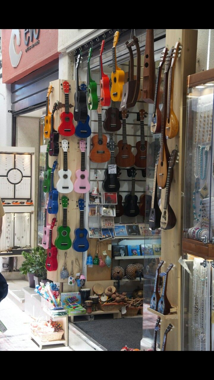 #Greece #Athens #ukulele