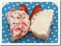 yogurt cheese butterflies    http://blog.superhealthykids.com