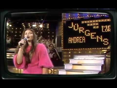 Andrea Jürgens - Mama Lorraine 1981 - YouTube