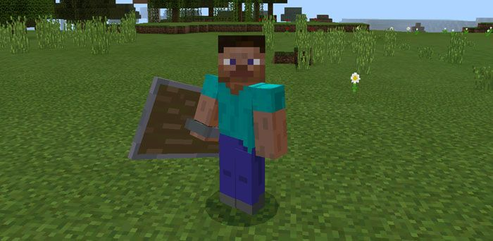 Shield Addon Concept Beta Only For Minecraft Pe 1 2 0 7 Mcpe Box Minecraft Shield Banner