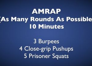 #HWOW Hillworks Workout Of the Week - 10min AMRAP