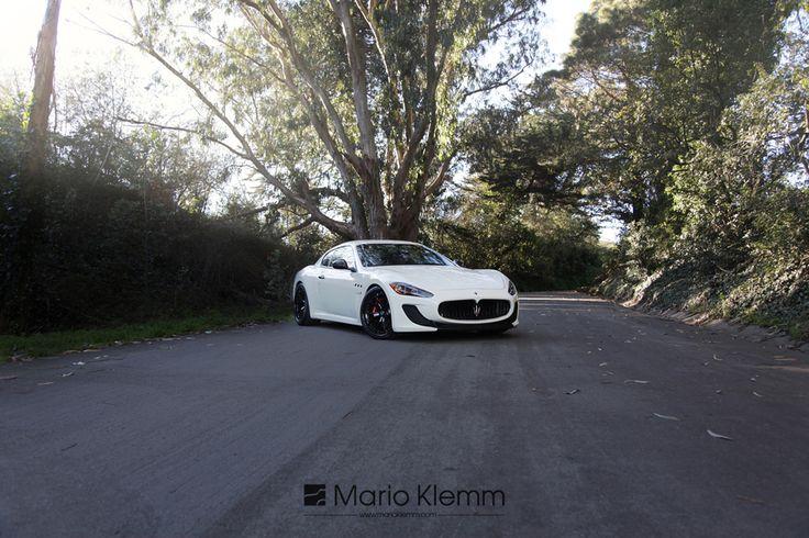 Maserati GranTurismo MC Stradale #sanfrancisco #goldrushrally