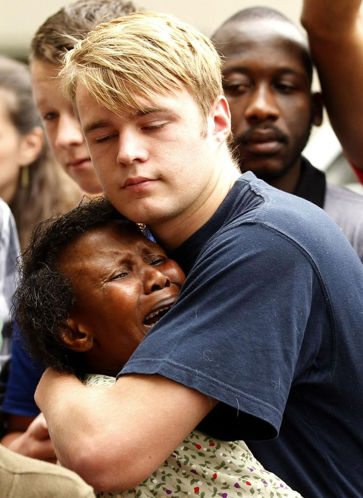 «Il nous unit dans  la mort comme il nous aunis dans la vie»