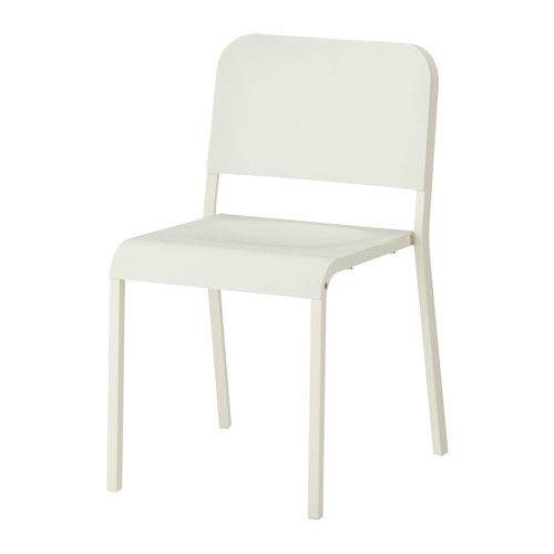 MELLTORP Chair, white
