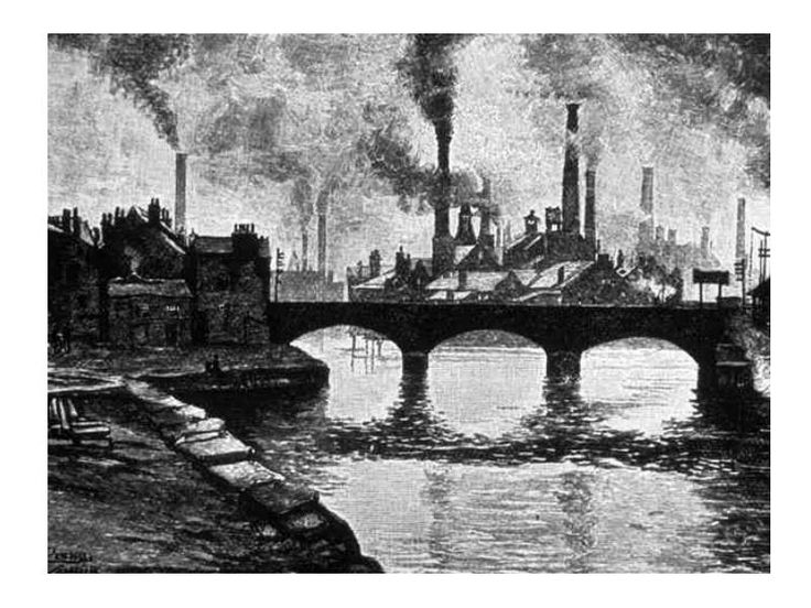 Industrial Revolution: Technological Advancements and Poverty Essay
