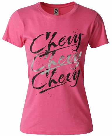 i'm not just a chevy girl because my boyfriend loves chevys i'ma chevy girl because that's how i was born and raised♥