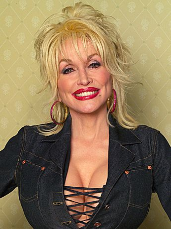 How do you not adore Dolly?