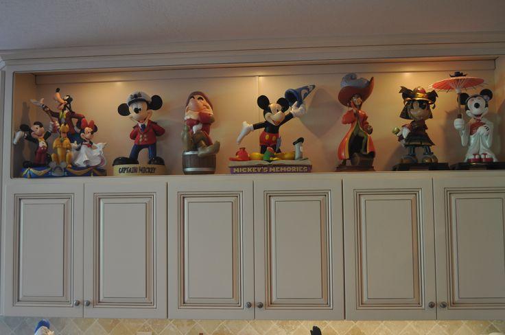 Disney Kitchen Display