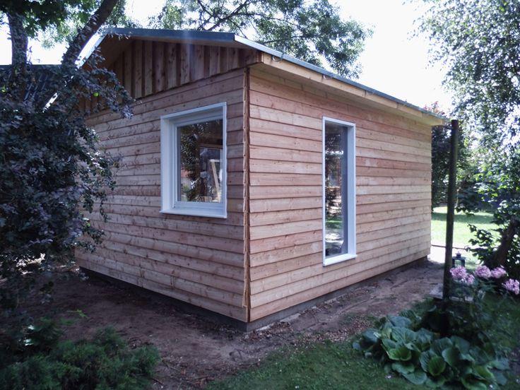 Holzhaus im Garten Gartenhaus aus Holz (mit Bildern