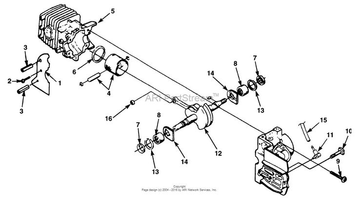 42 Homelite Xl Chainsaw Parts Diagram Im9p