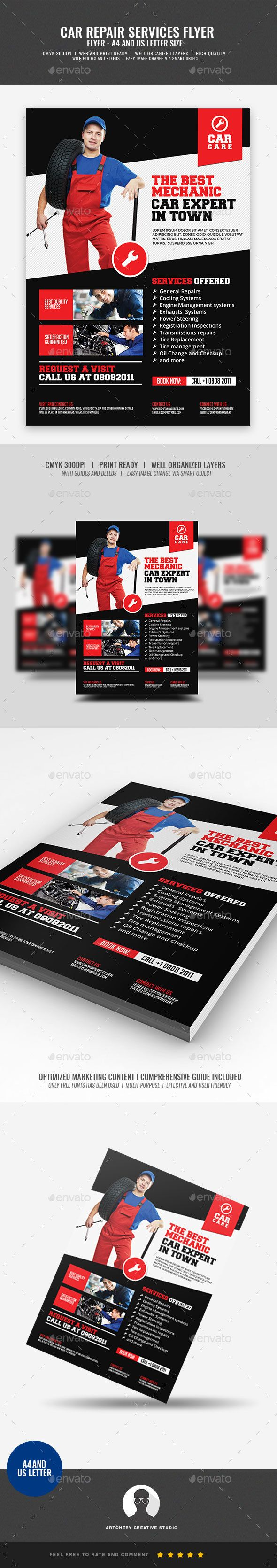 how to make promotional flyers