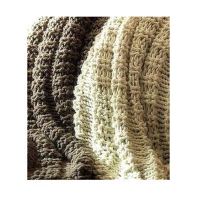 Knitting Pattern For Pottery Barn Throw : Pottery Barn Inspired Wesley Throw Blanket Knitting pattern by MaryAnnDesigns...