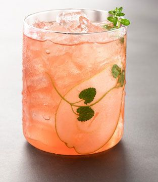 Tuscan Pear cocktail
