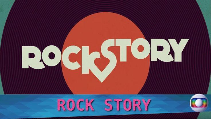 ROCK STORY | Cap. 142 | 22/04/2017 | GLOBO - Brasil