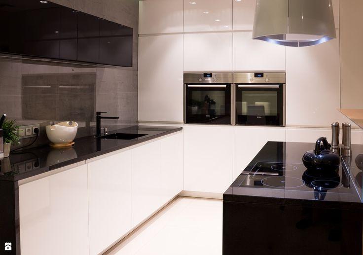 Kuchnia styl Nowoczesny - zdjęcie od Architekt Adam Wawoczny - Kuchnia - Styl Nowoczesny - Architekt Adam Wawoczny