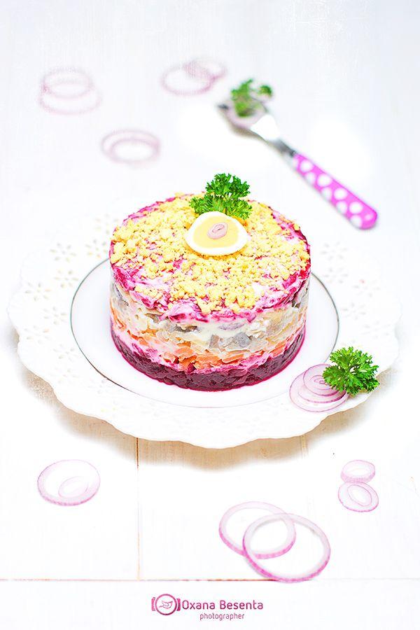 Селедка под шубой: самый вкусный рецепт