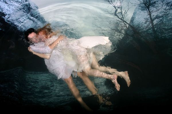 The Best of Arty Underwater Photography