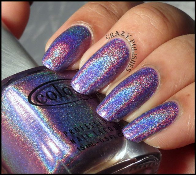 Color Club Holographic Nail Polish Swatches: 37 Best Color Club Nail Polish Swatches Images On