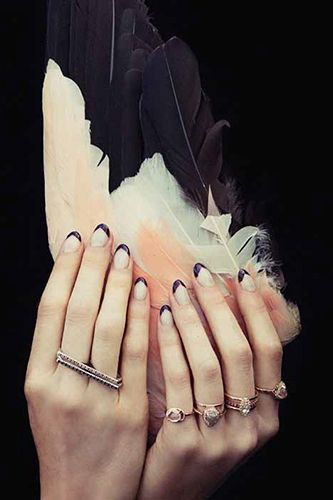 Add some magic to your mani with these rings