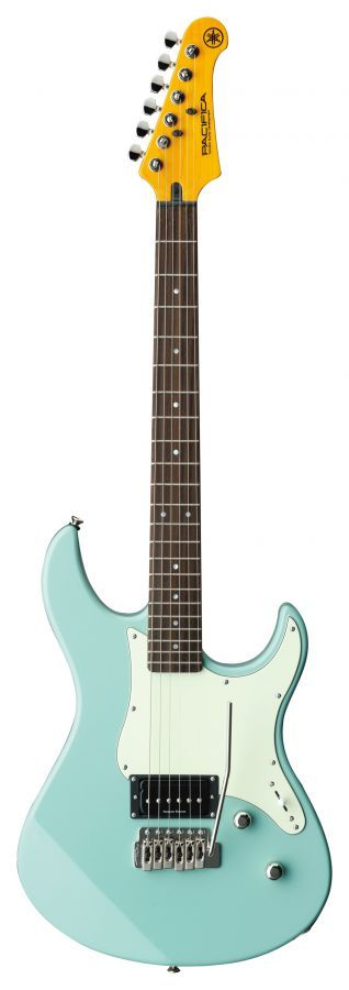 Yamaha Pacifica 510V Electric Guitar In Sonic Blue finish