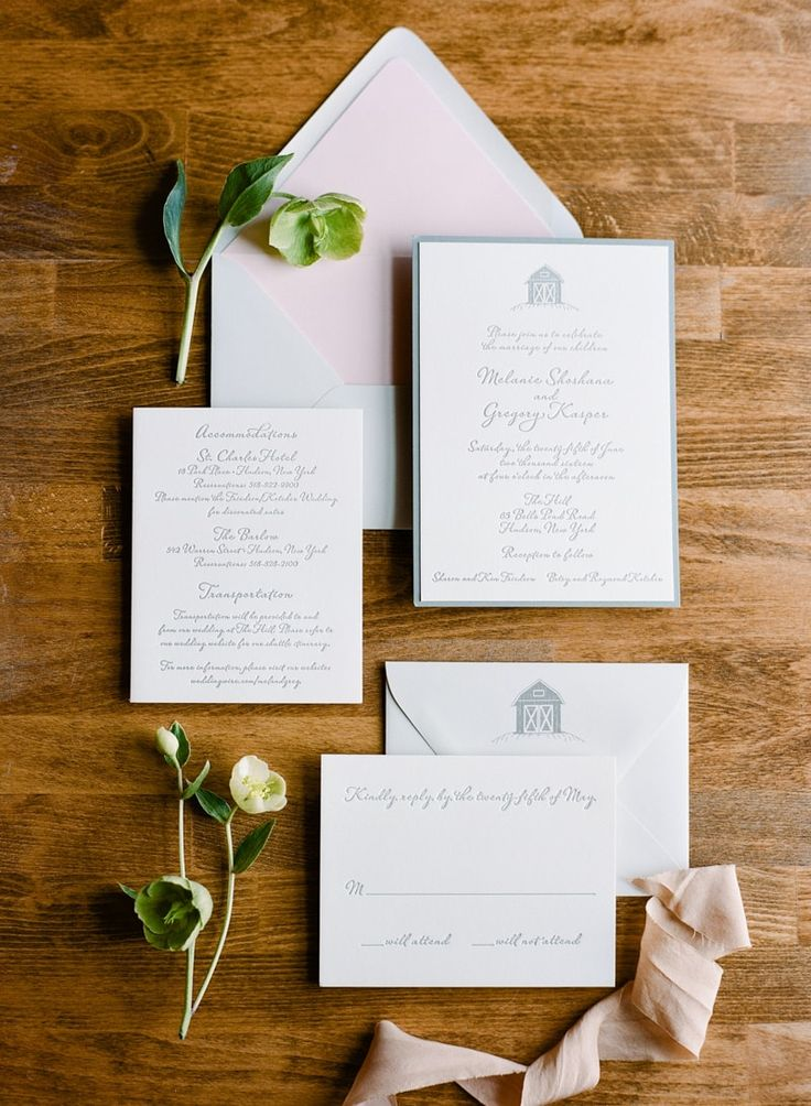custom wedding invitations new york city%0A Hudson New York Jewish Wedding  Melanie and Greg planned a bright and airy  wedding day at The Hill in New York u    s Hudson Valley