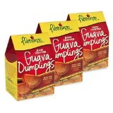 Florence Guava Dumplings, Filled with Natural Guava 1.55 Lb. (3-pack. Each Box 8.25 Oz) (Misc.)By Florence