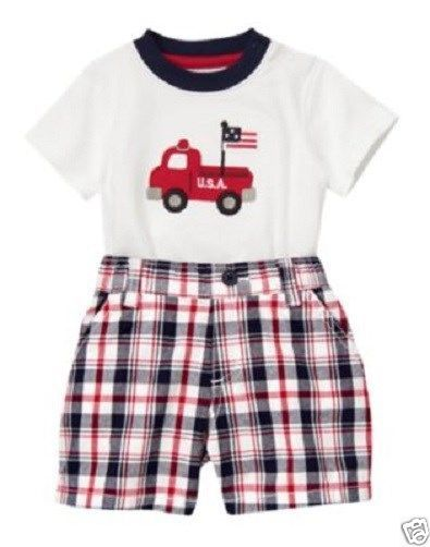 fourth of july outfit boy