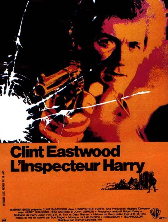 Don Siegel LInspecteur Harry 1971
