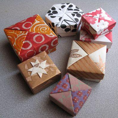 Lets Make Origami: Oktober 2011