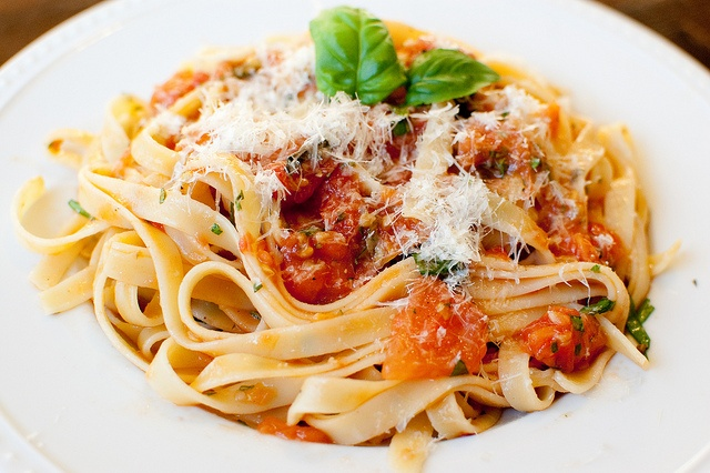 Pasta with Grilled Plum Tomato Sauce | Recipes - clean eating or ligh ...