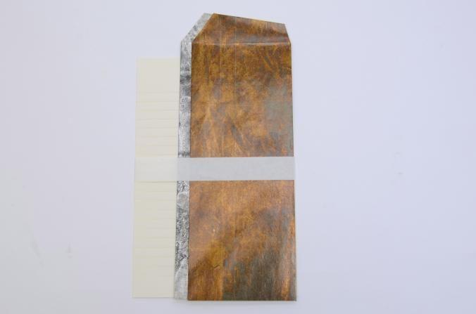 箔レターセット 西陣の織物で使われる「引箔」を用いたレターセット- 京都の感性で選んだギフト&セレクトショップ | COS KYOTO Online Store