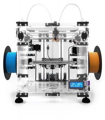 Velleman Velleman K8400 8.4 / 10 - 650€ The Velleman K8400 is a entry level 3D printer kit from Belgium. It features a plastic body, glass build plate, standalone printing with on printer controls and optional dual extruder support.