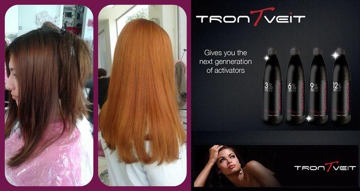Θεραπεια από το 1ο λεπτό της εφαρμογής!!!!! TRONTVEIT ACTIVATOR.Η νέα γενιά των Οξυζενέ! Από την πρώτη στιγμή σε κάθε παροχή που θα κάνετε, η λάμψη των μαλλιών,η ενυδάτωση,η μεταξένια υφή,τα μοσχοβολιστά μαλλιά αλλά πάνω από όλα η θεραπεία από το πρώτο λεπτό είναι ΑΠΕΡΙΓΡΑΠΤΑ!!! Ποτέ ξανά η εμπειρία των πελατών σας δεν θα είναι η ίδια και η δικιά σας δουλειά θα περάσει σε άλλη διάσταση!