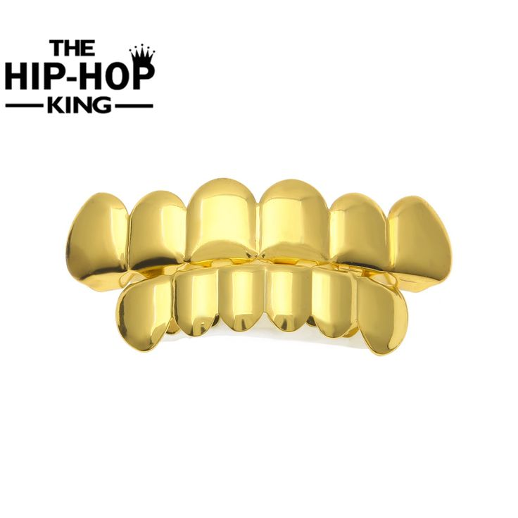 Silver Plated Top Bottom Teeth GRILLZ  Mouth Teeth Caps Hip Hop Grills with Silicone mode