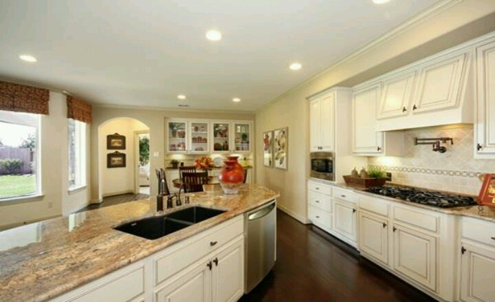 Stunning White Kitchen Lennar Homes Lennar Communities