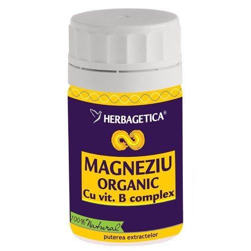 Magneziu Organic Herbagetica  http://herbashop.ro/magneziu-organic