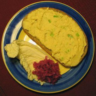 Pomazánka z tofu a zeleniny