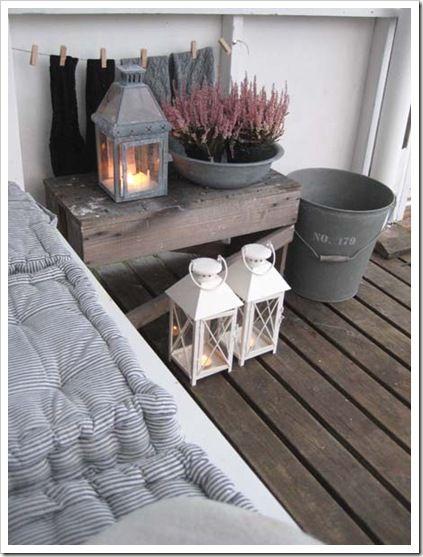 nordic classic lanterns
