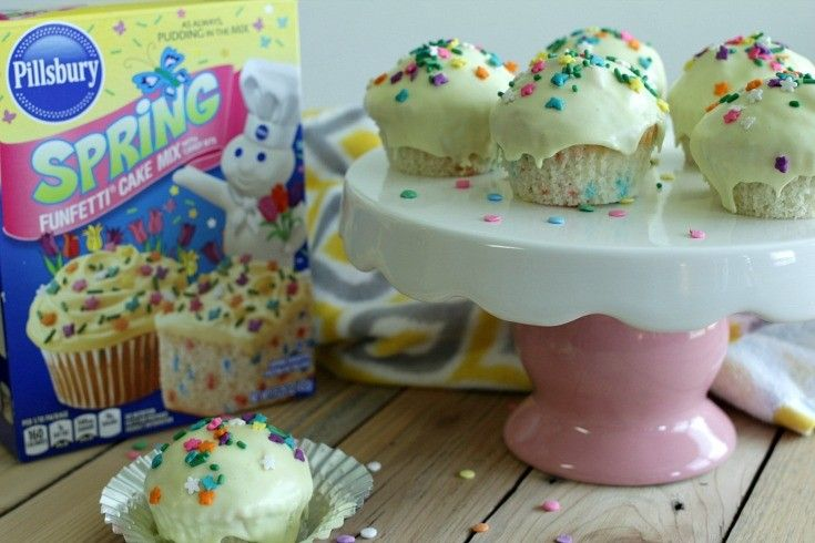 Easter Cupcake Idea Whether You Planned On Making Easter