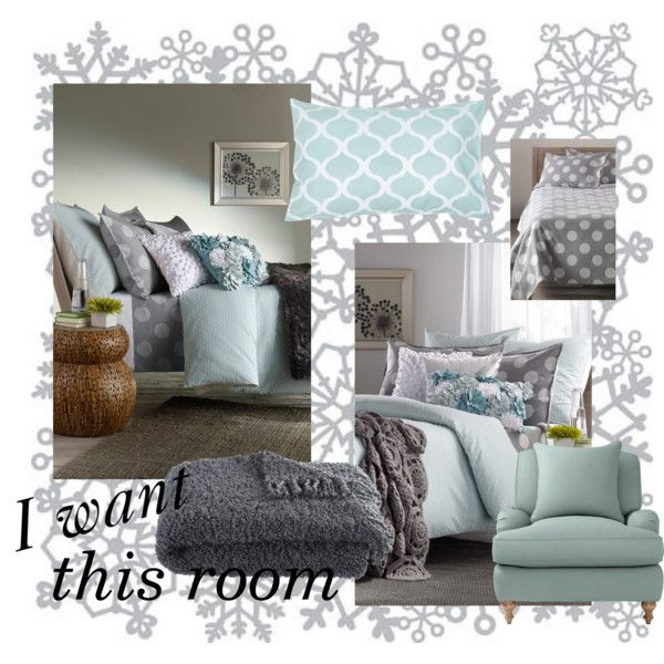 Gray And Teal Living Room By Jurzychic On Polyvore: 1000+ Ideas About Grey Teal Bedrooms On Pinterest
