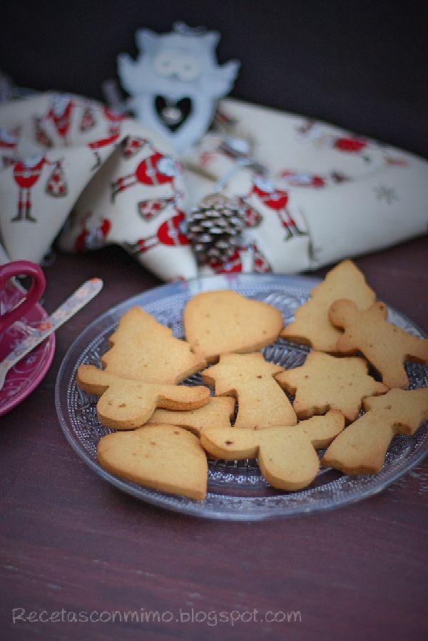Además, son similares a las butter cookies, pero tampoco llevan nada de mantequilla. Descubre cómo elaborarlas de la mano del blog RECETAS CON MIMO.
