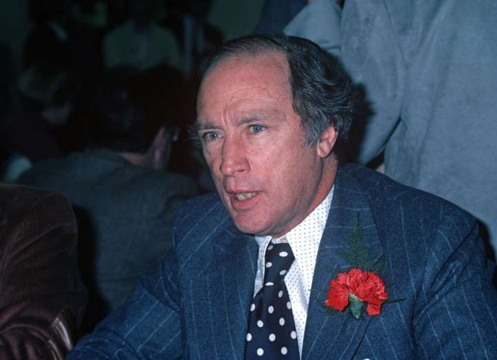Pierre Trudeau - Alain Le Garsmeur/Getty FAVOURITE POLITICIAN: PIERRE ELLIOTT TRUDEAU A controversial figure who was just as hated in some parts of Canada as he was loved in others, Pierre Trudeau won the politicians poll one percentage point ahead of Tommy Douglas, Canada's 'Father of Medicare.'
