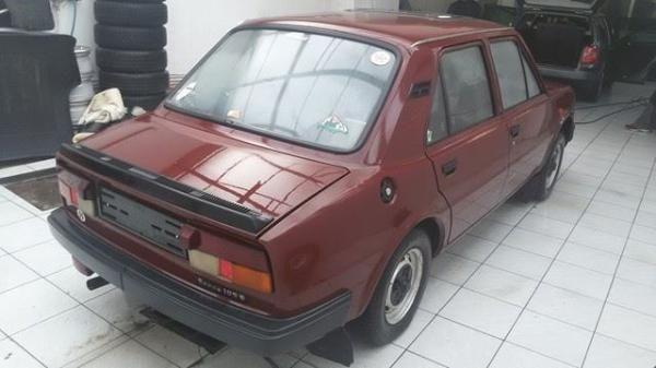 skoda 105 - 1985