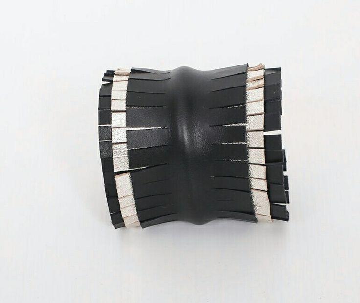 Bracciale in pelle FILISTESI Design
