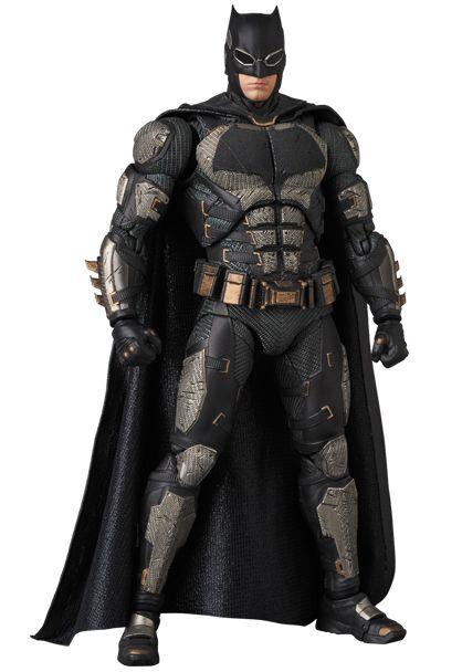 MEDICOM 2018年5月發售: 6.5″ Action Figure MAFEX Series No.64《JUSTICE LEAGUE》Batman Tactical Suit Ver. 6,800Yen   TAGhobby.com